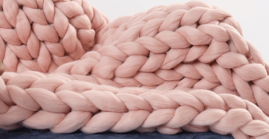 Ročno pletene odeje